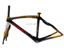 Free Shipping Road Carbon Frame 48/50/52/56cm Road Bike Frame Bicycle/Bike Accessaries