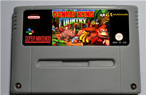 Donkey Country Kong 1 2 3 - ARPG Game Card EUR Version Battery Save цена
