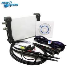 ISDS2062B USB Virtual Oscilloscope Bandwidth 20M DDS Signal Source Spectrum Analyzer 12 ADC