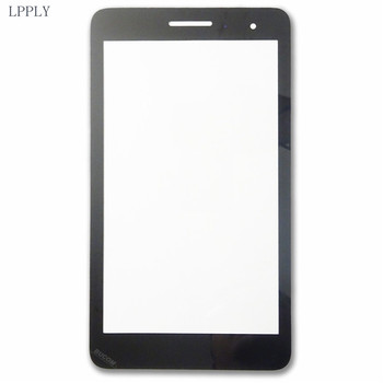 LPPLY New 7'' For Huawei Honor Play Mediapad T1-701 T1 701U T1-701U Touch Screen Digitizer Front Glass Lens image