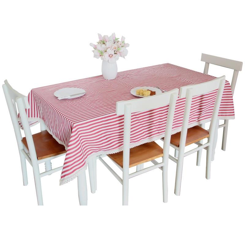 Хлопок и лен небольшой свежий ткани сад простые современные Главная простыня прямоугольный стол Обложка гостиная журнальный столик ткань