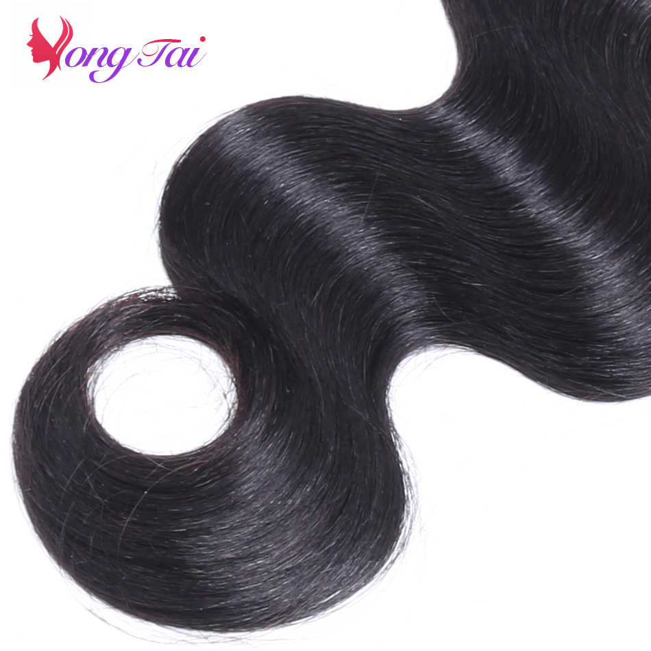 Brazilian body wave Human hair Non-remy Human hair Extension Customized 8-30 Inches Mediun Ratio 100% Human Hair wholesale