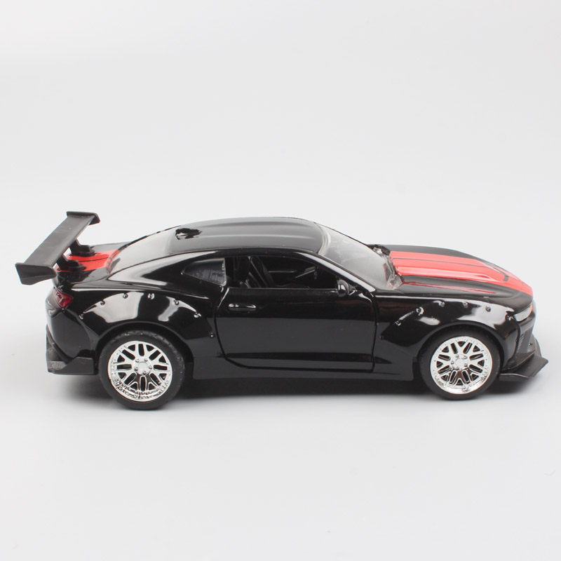 2016 Chevrolet Chevy Camaro SS coupe Model Toy Car 12