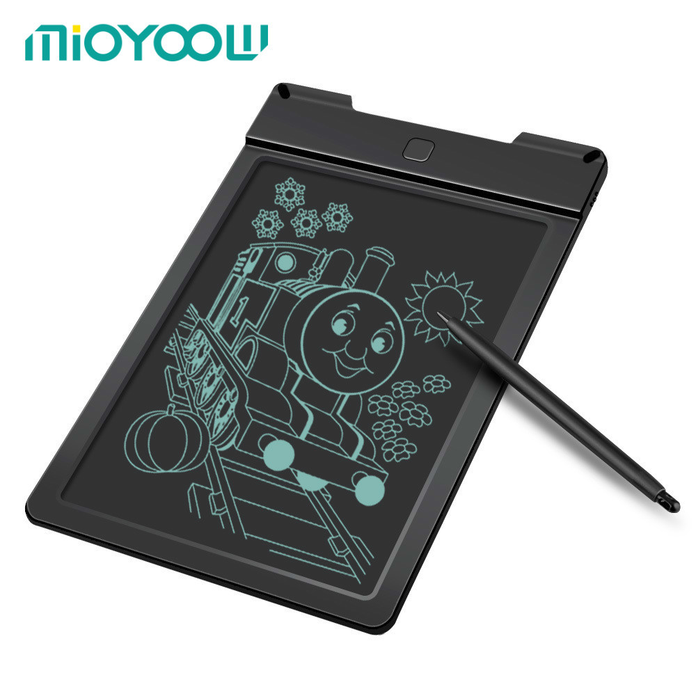 9 Inch Colorful LCD Writing Tablet Digital Drawing Tablet Handwriting Pads Portable Electronic Tablet Board Ultra-thin Board 9 lcd writing tablet drawing board message board writing board