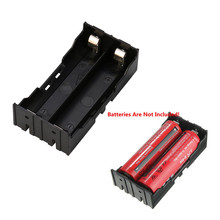 10pcs/lot MasterFire Battery Case Holder DIY Storage Box Cover For 2 X 18650 3.7V Rechargeable Batteries 4 Pin
