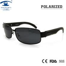 New mens del diseñador gafas de sol polarizadas de conducción gafas de protección uv gafas de sol para los hombres gafas de sol