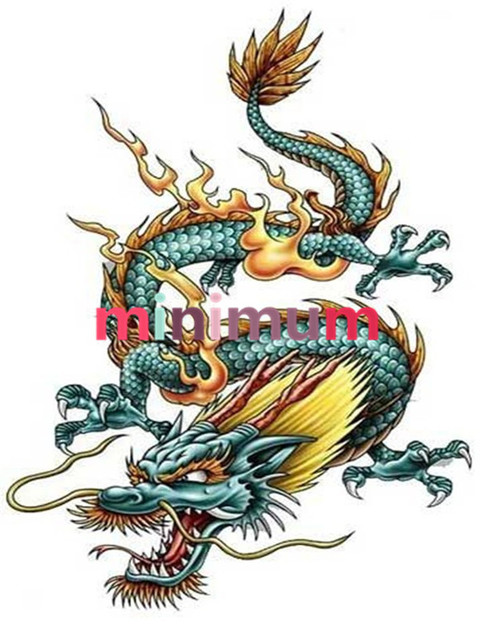 marque nouvelle maison d coration bricolage diamant peinture dragon chinois point de croix 5d. Black Bedroom Furniture Sets. Home Design Ideas