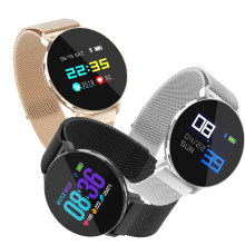 T5 IP68 Waterproof Sport Smart Watch Fitness Tracker Call Pedometer Heart Rate Color Screen Steel Bluetooth Bracelet Smartwatch(China)