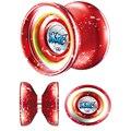Auldey yoyo profesional amplia mariposa esfera 1a 3a espejo de diseño kk cojinete de alta velocidad teniendo yo yometal