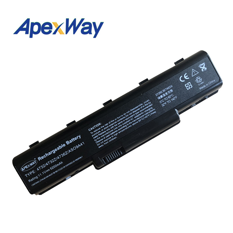 Bateria 11,1 V dla Acer Aspire 5516 5517 5532 5732z 4930 eMachines - Akcesoria do laptopów - Zdjęcie 5