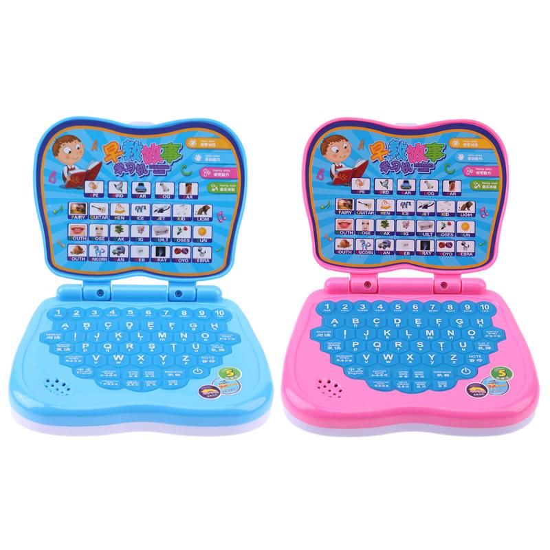 Multifunction Language Learning Machine for Kids Baby Early Educational Toy Computer Lap ...