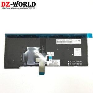 Image 2 - New/Orig US English Backlit Backlight Keyboard for Thinkpad T431S T440 T440P T440S T450 T450S T460 04X0101 04X0139 0C43906