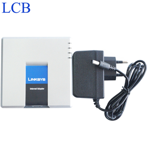 Image 2 - Linksys SPA3000 VoIP FXS FXO VoIP PSTN טלפון מתאם SIP טלפון telefone קו טלפון מתאם IP שרת telefon ATA סמארטפון