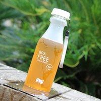 550ML Bpa Free Scrub Sport Bottles Travel Water Outdoor Bottles Portable Leak-proof