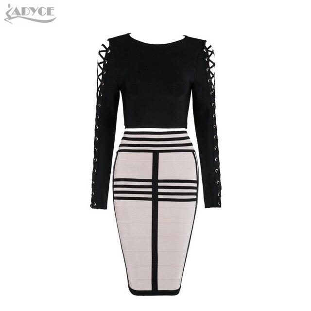 2016 новая мода chic женщины одеваются 2 два куска металла полые из веревки крест черный хаки геометрические sexy ladies повязки партии платье
