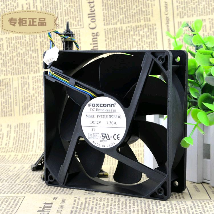 Free Delivery. 00 PV123812P2BF 12 v 1.30 A  ML150 G3 server system fan
