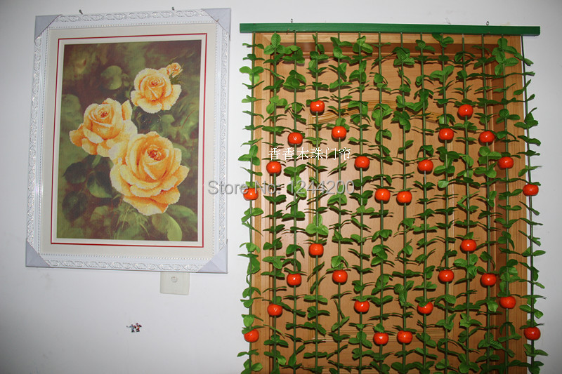 Online Buy Wholesale bamboo beaded door curtain from China bamboo ...