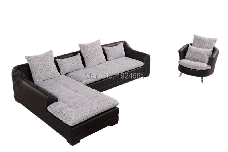US $750.0 |Bean Bag Armchair Design Living Room Classic European Furniture  Corner Wooden Sofa Sets Sillones Modernos Sectional sofa-in Living Room ...