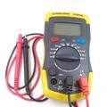 LCD Digtital Medidor XC6013L Capacitância Capacitor Tester mF uF Circuito Medidor de Capacitância Medidor Tester