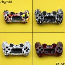 Чехол контроллер cltgxdd для PS4, чехол накладка на заднюю панель, корпус контроллера для Sony DualShock 4, геймпад