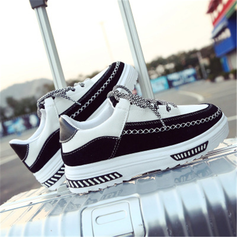 Primavera Zapatos Coreana Transpirable Y 2 Color 3 Moda Harajuku Hechizo Joker De Mujeres Otoño Casuales Nueva Hollow 018 1 SwdzqId