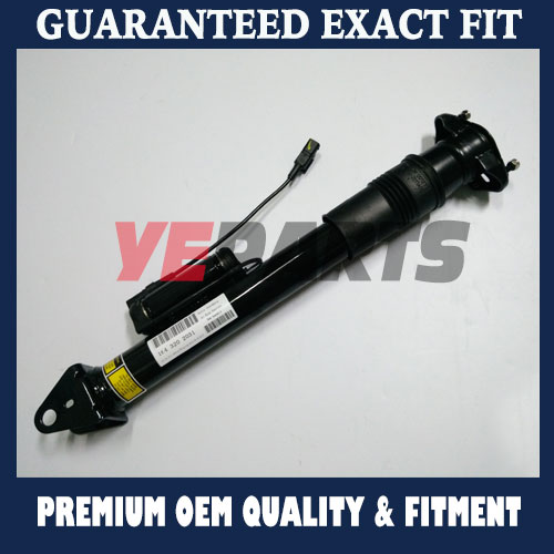 цена на For Mercedes M Class W164 ML GL X164 shocks with ADS Rear Brand New A1643202031