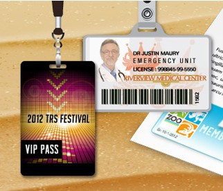Custom ID Badge For Event Student Medical Personalized Membership - Custom id badges