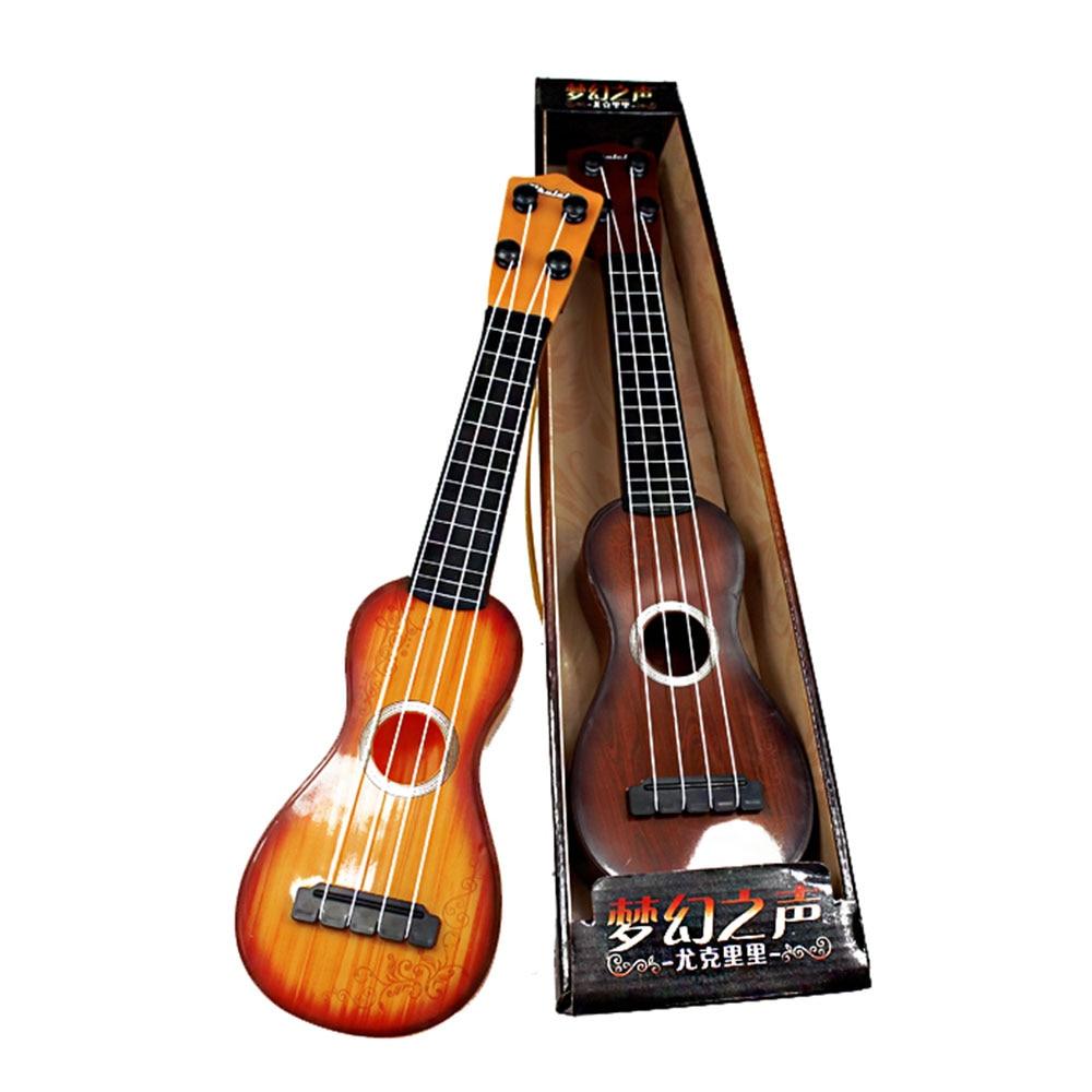 Beginner Ukulele Guitar Educational Kids Learning Musical Instrument Play Toys