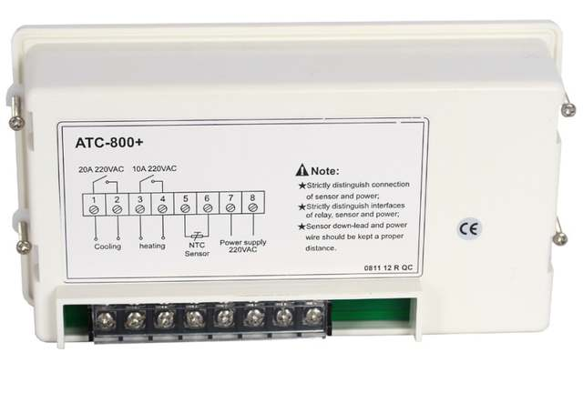Elitech uk temperature logger,temperature controller panl leader.