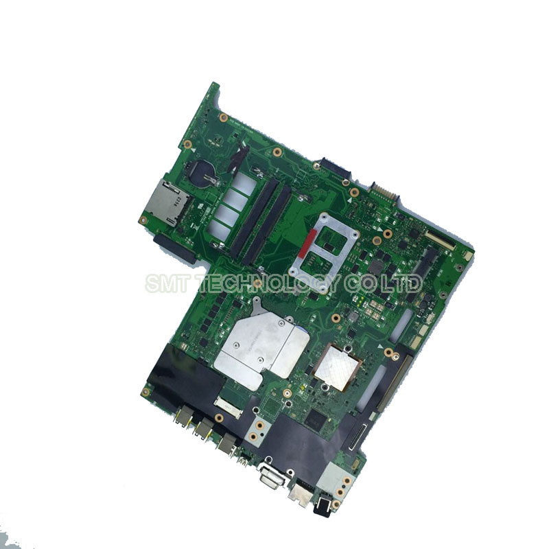 G55VW motherboard for asus G55VW REV 2.3 4 ram slot 100% functional free shipping