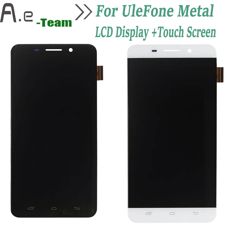 ФОТО High Quality For UleFone Metal LCD Display+Touch Screen Digitizer Replacement For UleFone Metal 5.0inch Smartphone + Tools