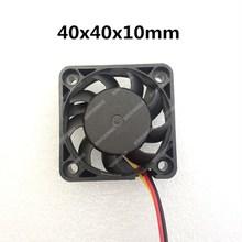 Neue 4010 fan 40MM 4CM 40*40*10mm lüfter Für süd und north bridge chip grafikkarte lüfter DC5V 12V 24V 2pin 3pin