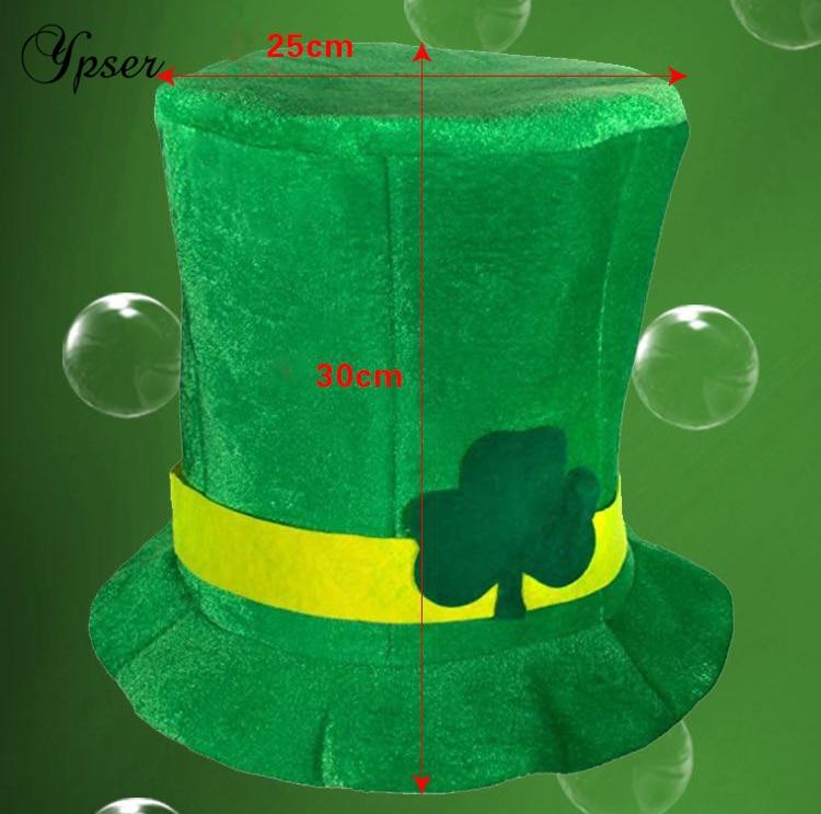 St Paddy/'s Day Hat Irish Green Hat St Patricks Day Hat Irish Costume Shamrock Hat Baby Hat with Shamrock St Patricks Day Beanie