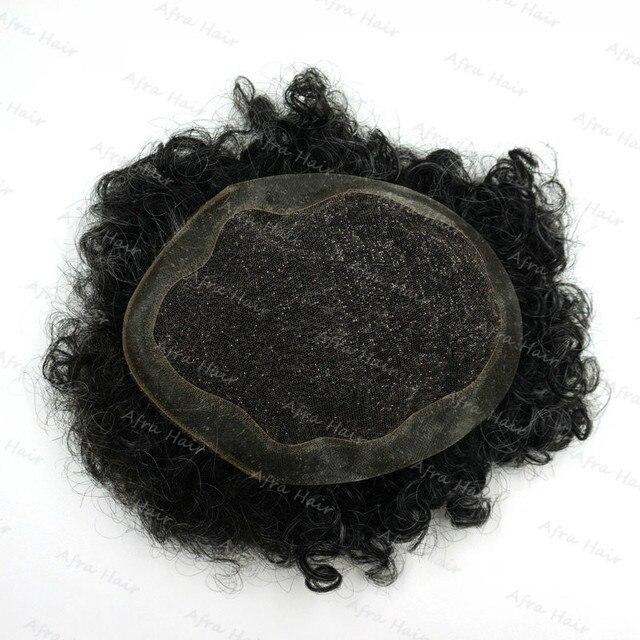 Курчавые Волны 1B Человека Волосы 2016 Новый Швейцарский Шнурок Бахромой Короткий Парик Femme Cheveux Humain Парик Кусок H064