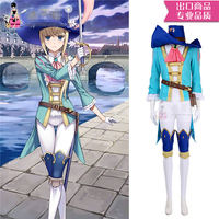 Anime Cos Fate/Grand Order FGO Chevalier D'Eon Uniforms Captain Victorian Cosplay Costume Full Sets