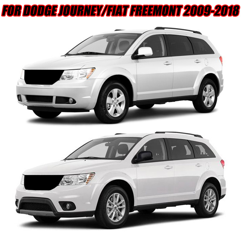 For Dodge Journey Fiat Freemont   Chrome Door Rearview Rear View Side Mirror Cap Wing Cover Trim In Mirror Covers From