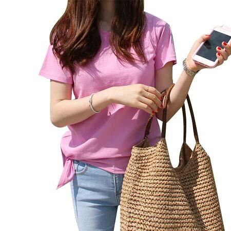 TShirt Women Plain T Shirt...