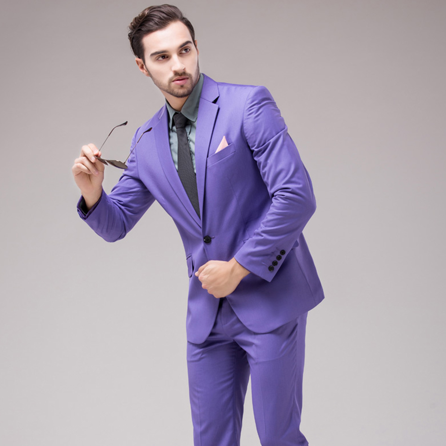 Light Purple Prom Suits_Prom Dresses_dressesss