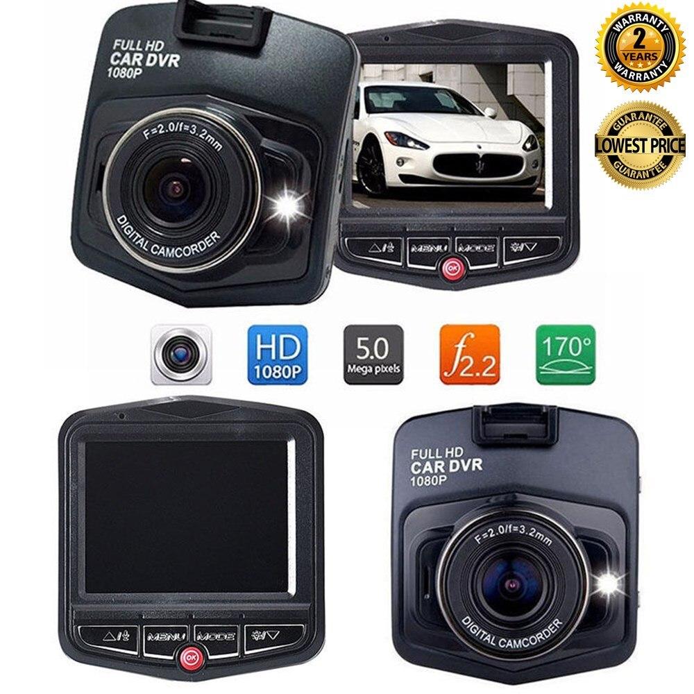 2017 Macchina Fotografica Dell'automobile DVR Più Nuovo Mini GT300 Dashcam 1080 P Full HD Parcheggio Video Registrator Recorder G-sensor Macchina Fotografica del veicolo
