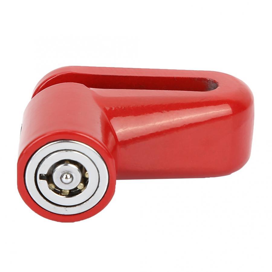 Противоугонные дисковые тормоза замок со стальной проволокой для Mijia M365 электрический скутер колёса для скейтборда блокировочный диск тормозной Kickscooter