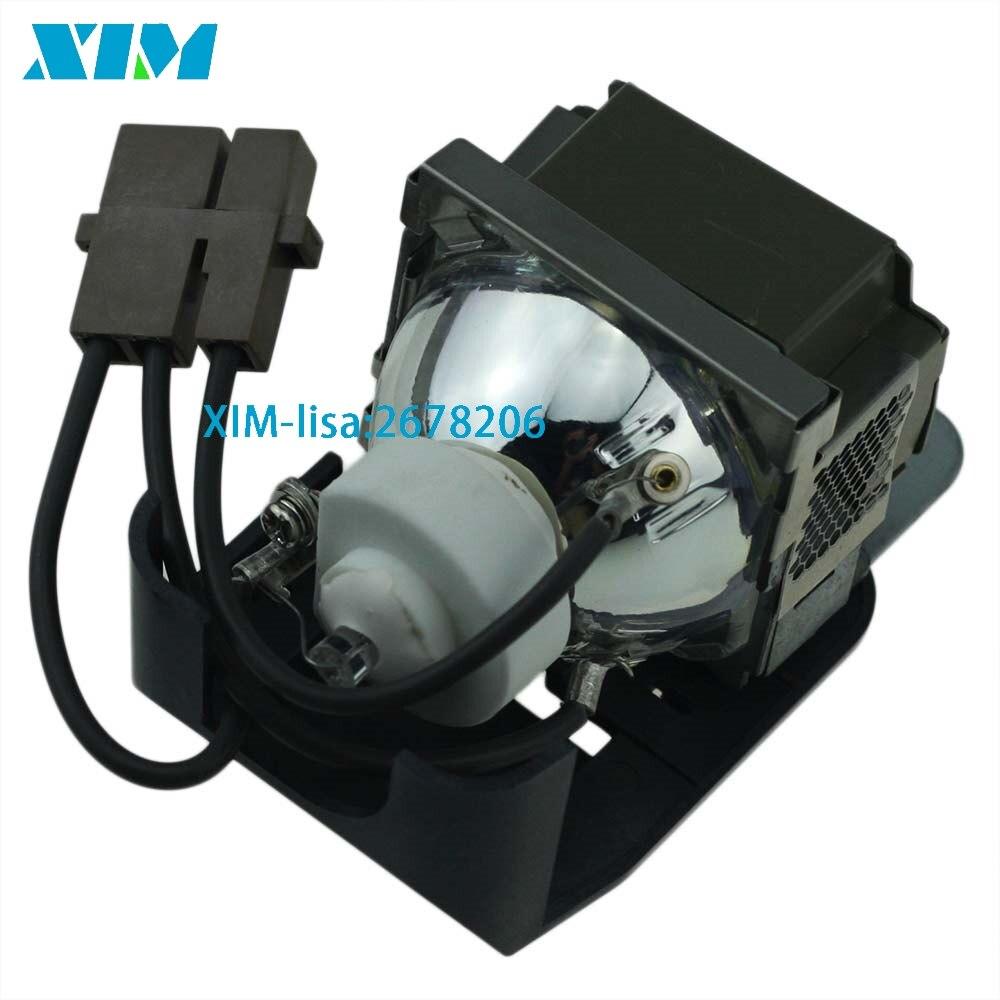 Lampe Compatible avec projecteur de remplacement de haute qualité avec boîtier RLC-030 pour projecteurs VIEWSONIC PJ503D - 6