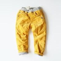 Hot Sale 2015 Autumn Children Jeans For Girls Boys Pants For 2 7 Years Kids Pencil Pants Boy Long Pants