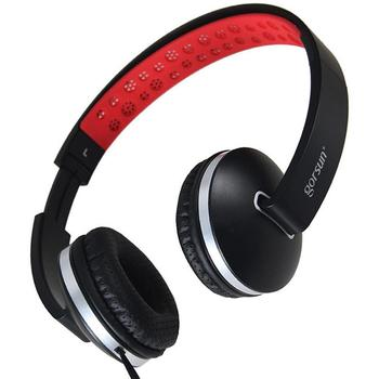 GS-785 Foldable Deep Bass 3.5mm Headphone PC Phone Stereo Music Gaming Headset Good quality