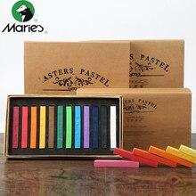 12 24 48 colors soft pastel font b crayons b font brush drawing set font b