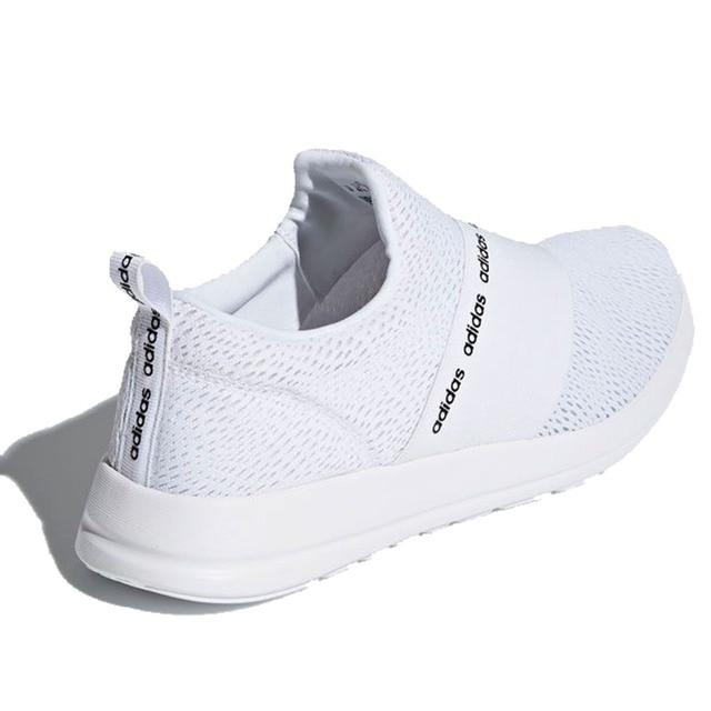 new product 86895 e3fc6 Adidas REFINE ADAP - Mujer Zapatillas Casual Tela Velcro Blanco - Tendencia  Verano 2018, Deporte