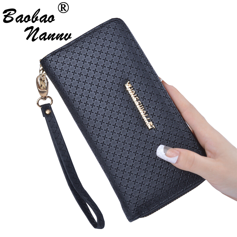 Women Wallets With Wristlet 2019 Summer New Cute Long Zipper Female Wallet Phone Bag Purse Card Holders For Girls Lady Carteira