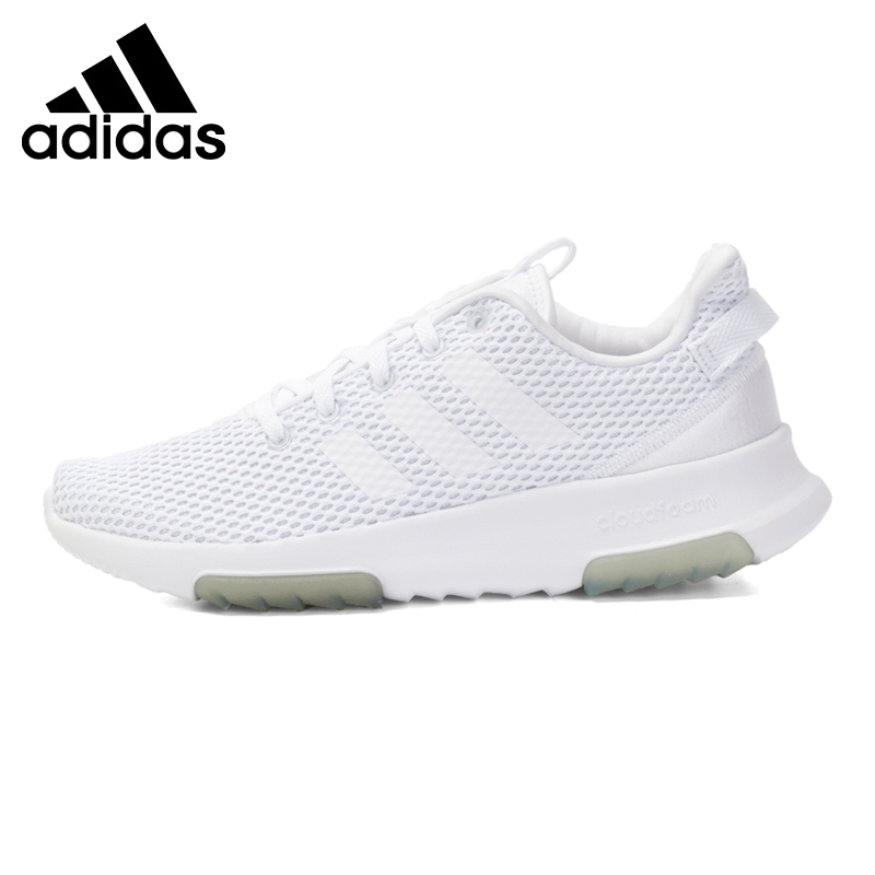 Original New Arrival Adidas NEO Label CF RACER TR W Women s Skateboarding Shoes Sneakers