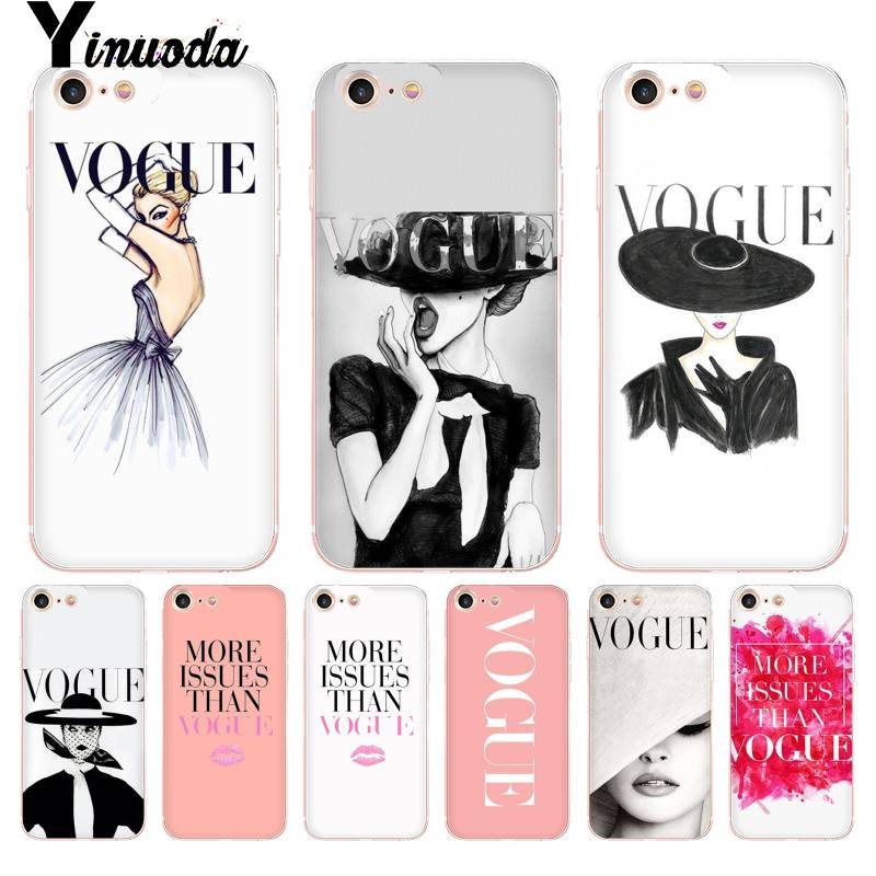 Yinuoda For iphone 7 6 X Case Woman More Issues than Vogue Phone Access