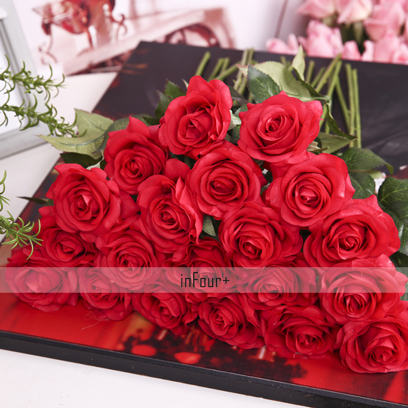 Online buy wholesale red roses valentines day from china for Buying roses on valentines day