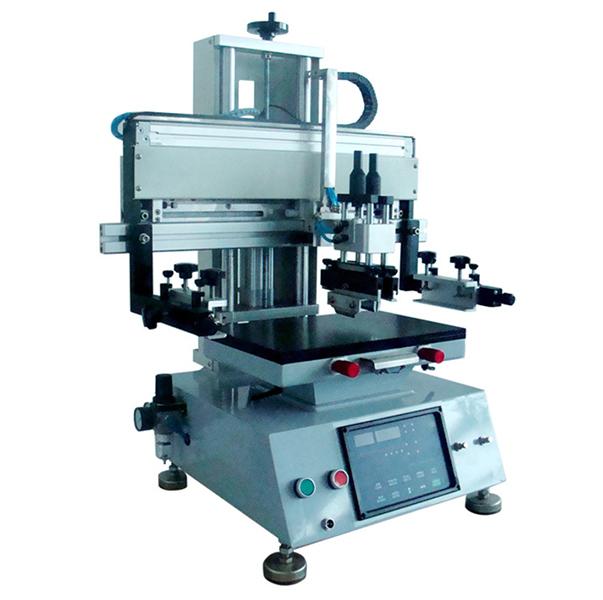 Máquina de serigrafía automática máquina de impresión de pantalla de mesa máquina de impresión de pantalla